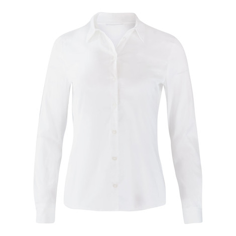 Set White Stretch Shirt