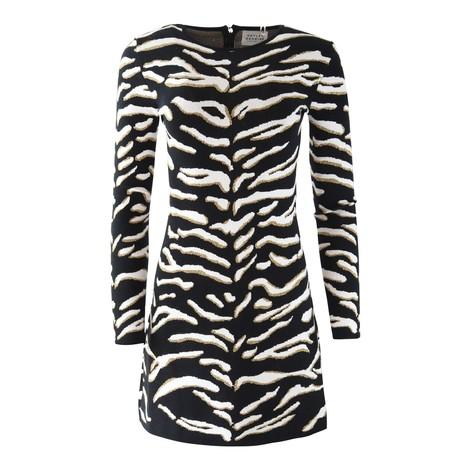 Hayley Menzies  Tiger 54 Knitted Mini Dress