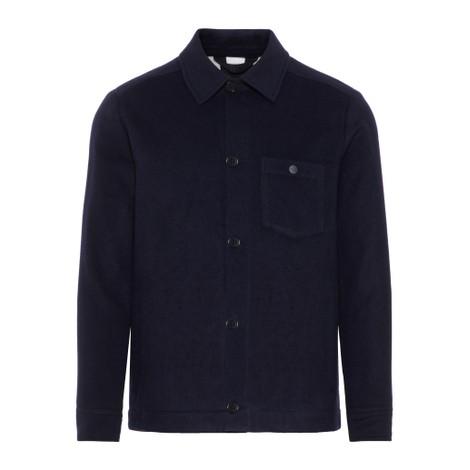 J.Lindeberg Dolph Flat Wool Overshirt