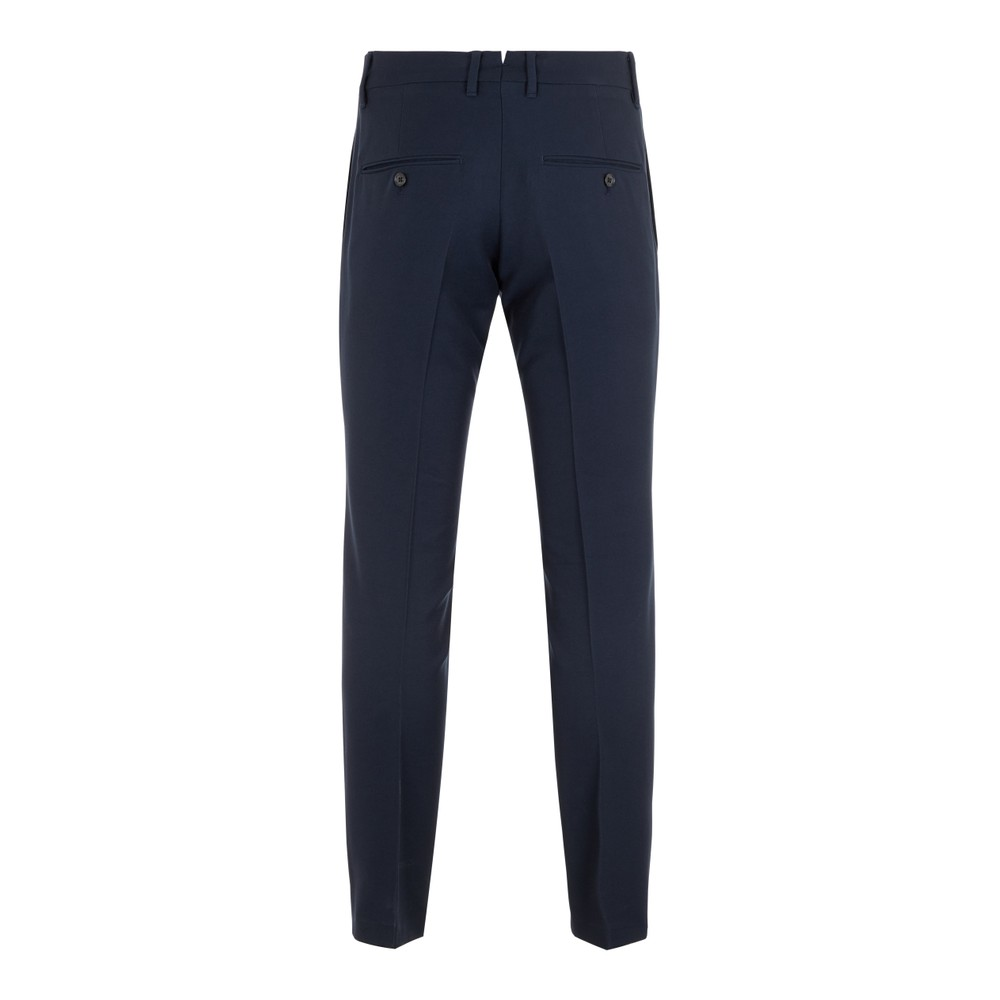 J.Lindeberg Grant Stretch Twill Trousers Navy