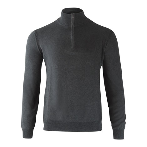 Belstaff Bay Half Zip Jumper