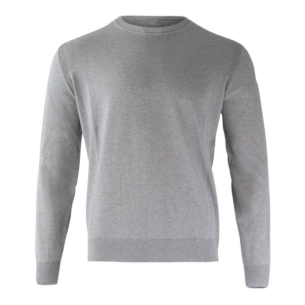 Belstaff Moss Crew Neck Jumper Grey
