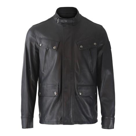 Belstaff Denesmere Leather Jacket