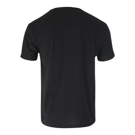 Emporio Armani Stretch T-Shirt - Mega Logo