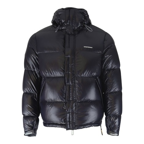 Emporio Armani Quilted Down Jacket