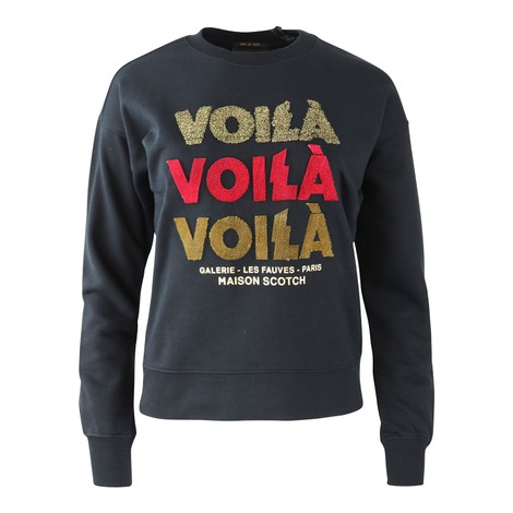 Scotch & Soda Sweatshirt 'Voila'