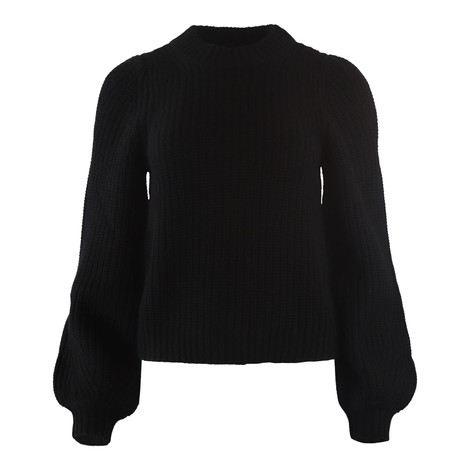 Michael Kors Puff Sleeve Sweater