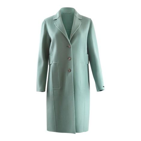 Sportmax Code Sartorial Wool Coat