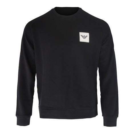 Emporio Armani Sweatshirt - Stitched Eagle Patch