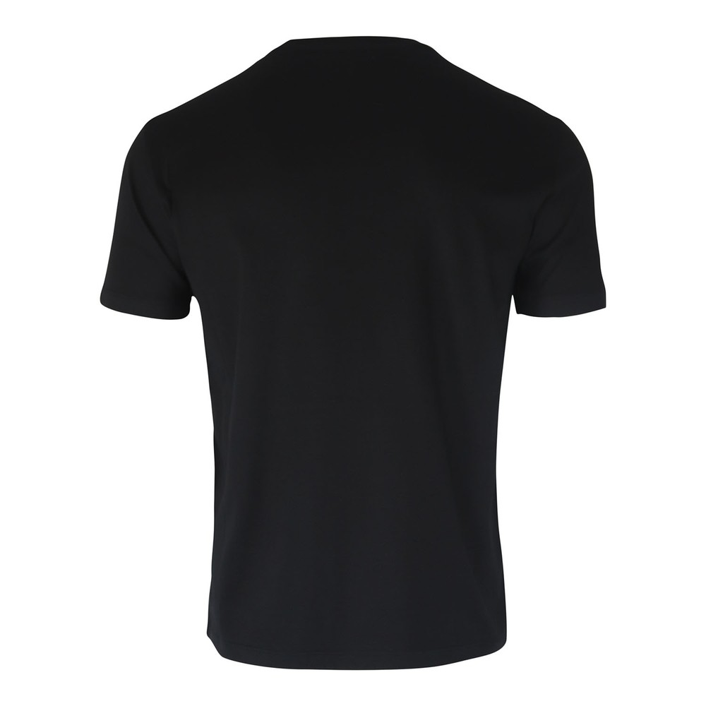 Emporio Armani Embossed Logo T-Shirt Black