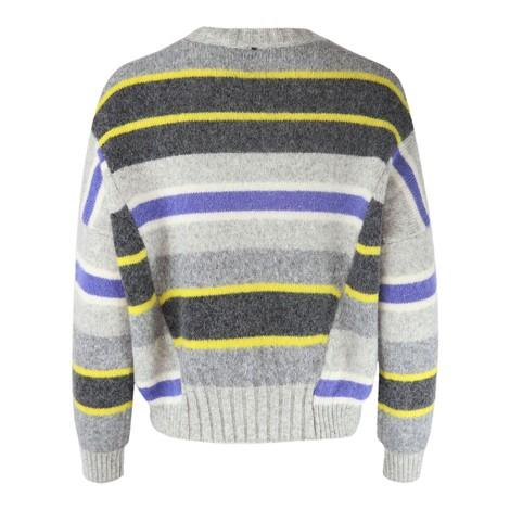 Sportmax Corvino Striped Knit