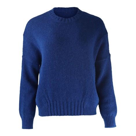 Sportmax Code Corvino China Blue Knit