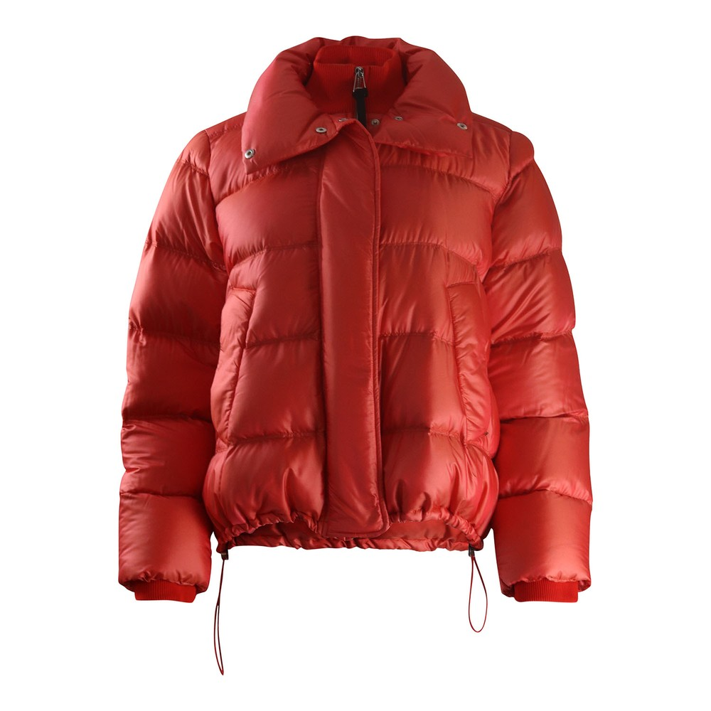 Sportmax Bertone Down Filled Jacket Orange