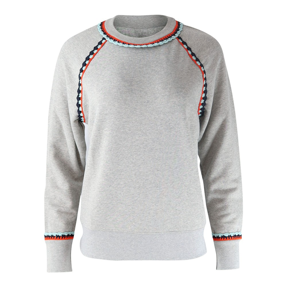 Sportmax Halle Sweatshirt Grey