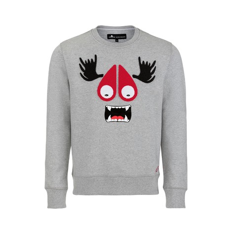 Moose Knuckles Moose Munster Sweatshirt
