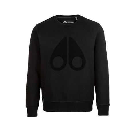 Moose Knuckles Moose Logo Sweatshirt