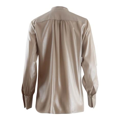 Marella Vals Longsleeve Metallic Shirt