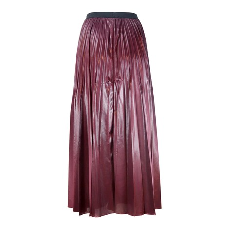Marella Pleated Midi Skirt