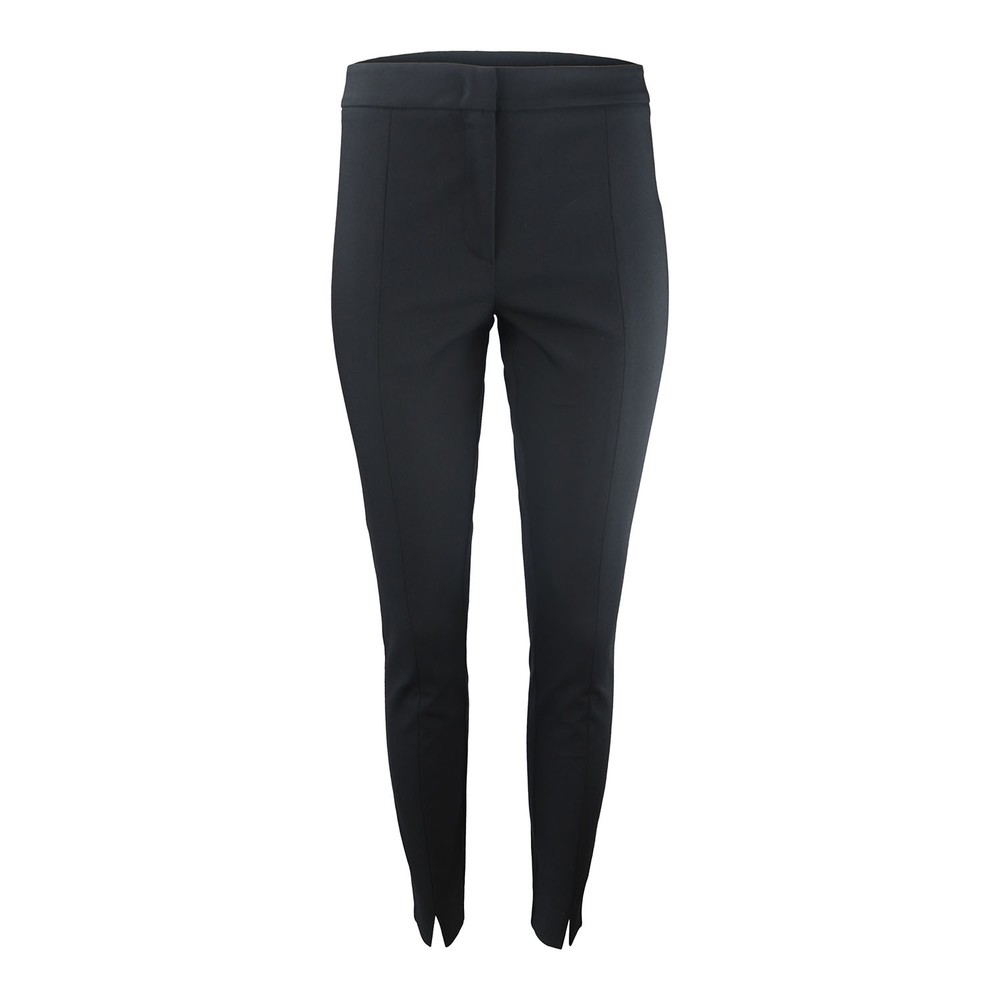 Marella Padre Straight Narrow Skinny Trouser Black