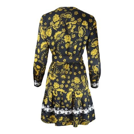 Marella Ferrara Longsleeve Print Dress