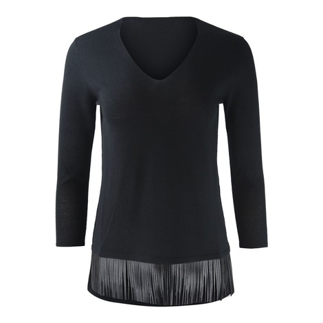 Maxmara Studio V Neck Knit