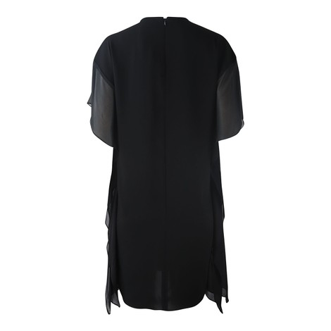 Maxmara Studio Frilled Side Dress
