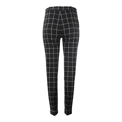 Maxmara Studio Check Trousers