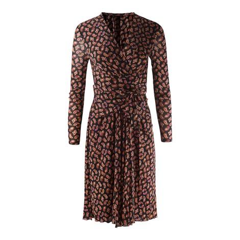 DVF Brenda Mesh Dress