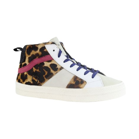 D.A.T.E. Hawk Animal High Top Trainer