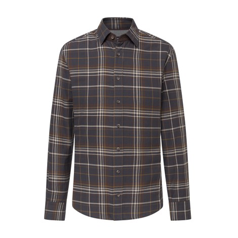 Hackett Country Estate Plaid Shirt
