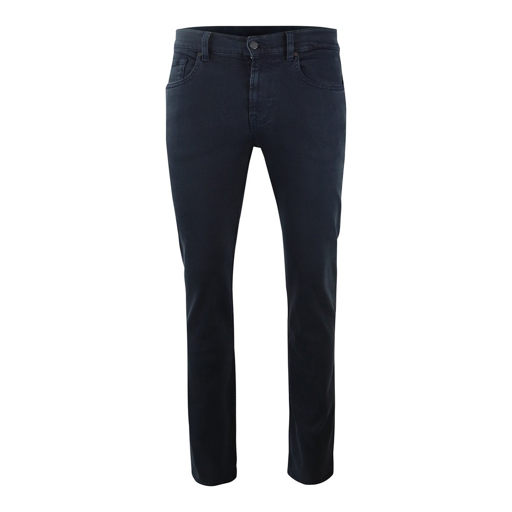 7 For All Mankind Slimmy - Luxe Performance Rinse Blue Blue
