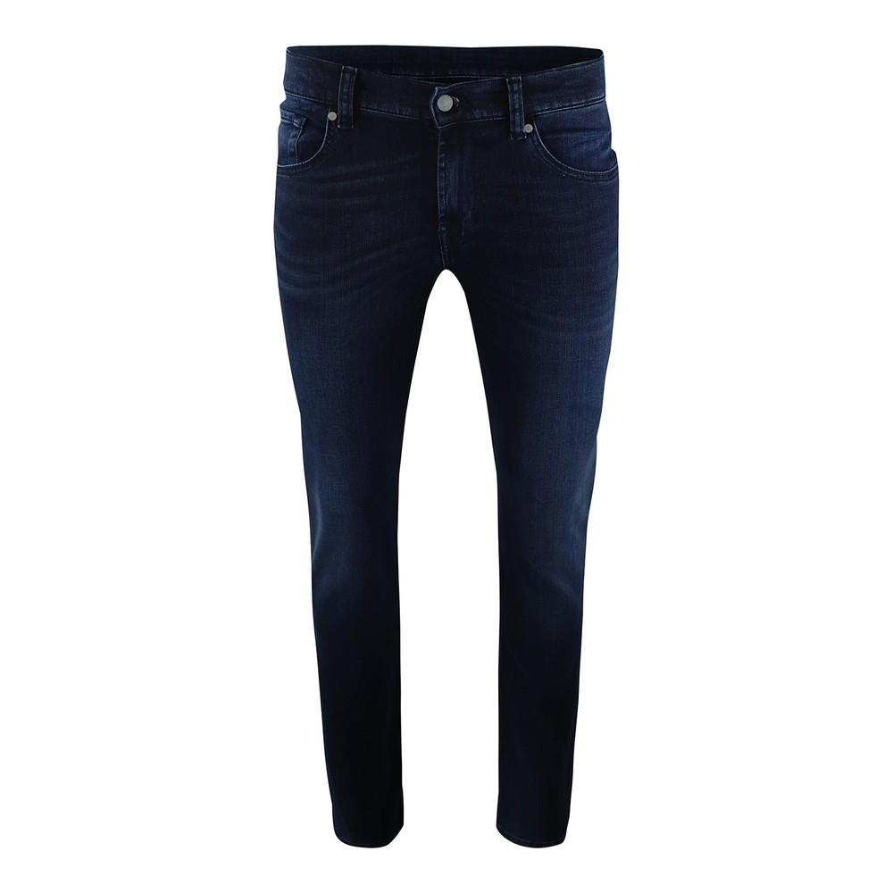 7 For All Mankind Slimmy - Luxe Performance Jeans Blue