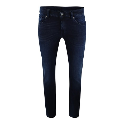 7 For All Mankind Slimmy - Luxe Performance Dark Blue