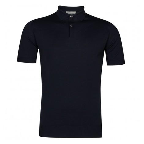 John Smedley Payton Short Sleeve Polo