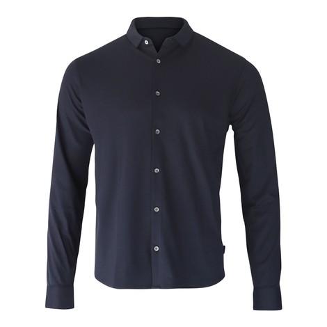 Emporio Armani Slim Fit Jersey Shirt