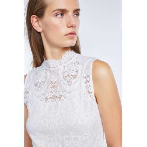 Set Lace Shirt