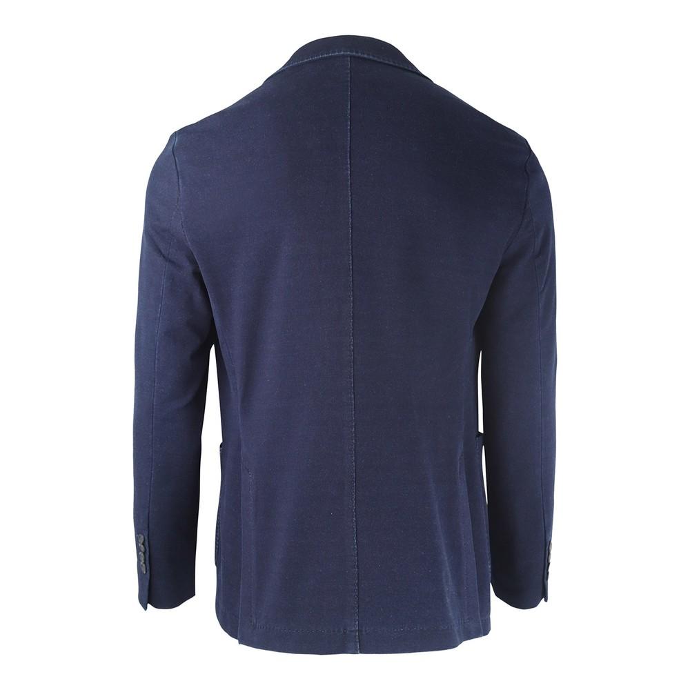 Circolo Giacca Indigo Stretch Jacket Indigo
