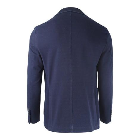 Circolo Giacca Indigo Stretch Jacket