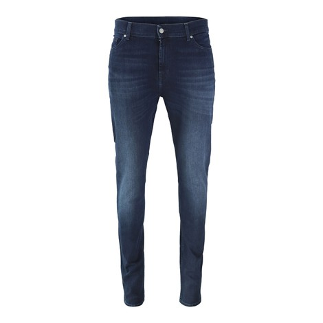 7 For All Mankind Ronnie - Luxe Performance Dark Blue