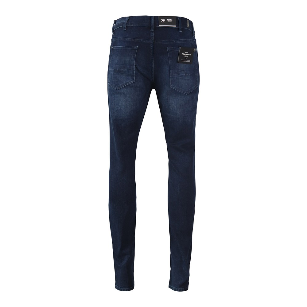7 For All Mankind Ronnie - Luxe Performance Dark Blue Jeans Blue