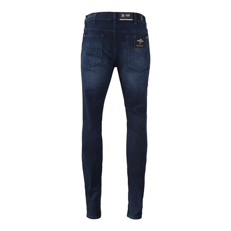 7 For All Mankind Ronnie - Luxe Performance Dark Blue Jeans