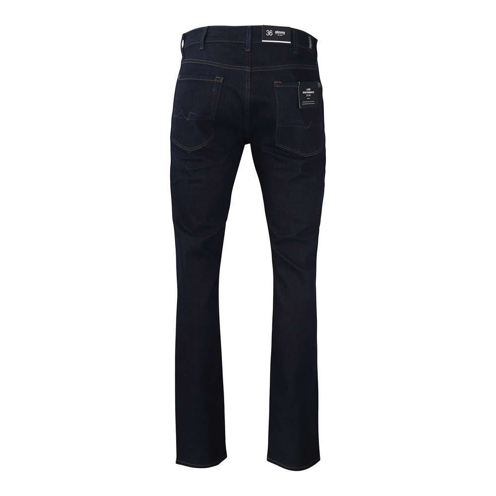 7 For All Mankind Slimmy - Luxe Performance Super Rinse Blue Blue