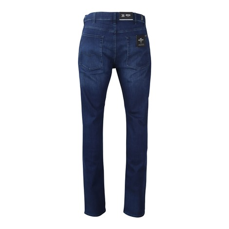 7 For All Mankind Menswear Slimmy - Luxe Performance Indigo Blue