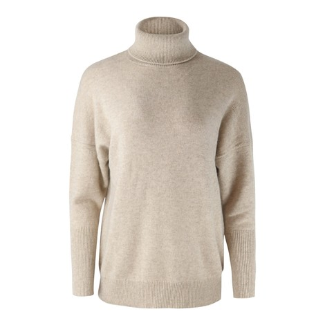 Chinti & Parker The Relaxed Polo Essential Cashmere Jumper