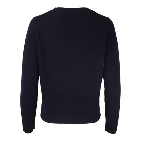 Chinti & Parker The Boxy Essential Cashmere Jumper