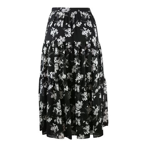 Michael Kors Botanical Skirt