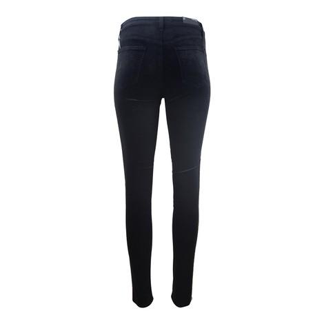 J Brand Maria High Rise Skinny Cosmopolitan Jeans