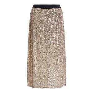 Set Midi Sequin Skirt