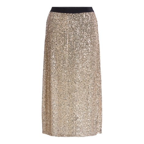 Set Midi Sequin Skirt