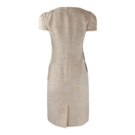 Moschino Boutique Palm Tree Print Dress